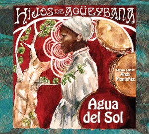 Cover of The CD Agua del Sol
